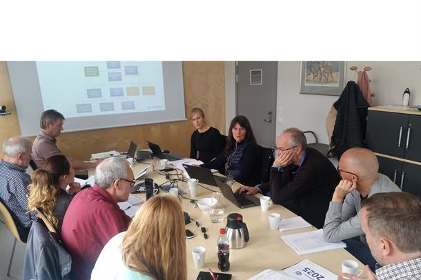 Møte i styringsgruppa for Helgelandssykehuset 2025