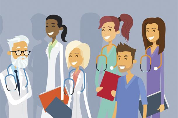 Illustrasjon helseutdanning