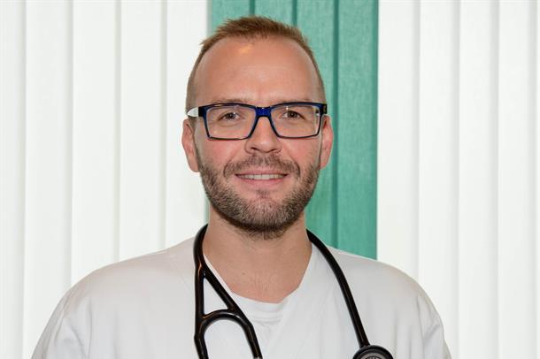 Lungelege Brynjar Andreassen
