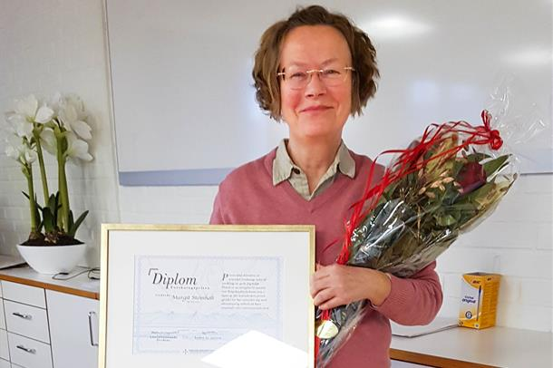 Margit Steinholt