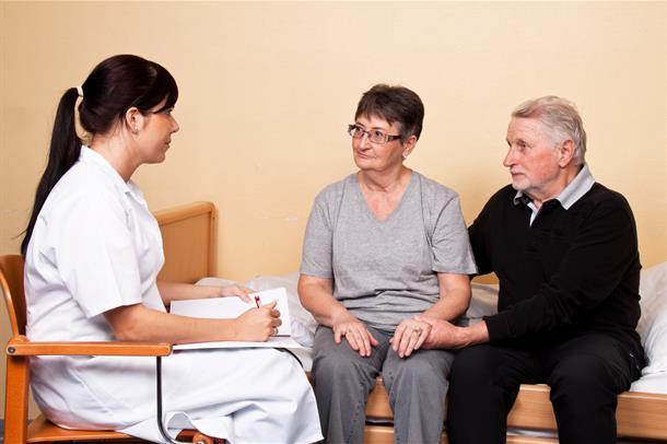 Pasienter og forsker